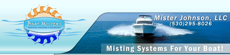 boat misters: misting systems for your boat